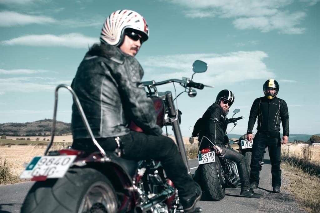 chaquetas de moto Invictus