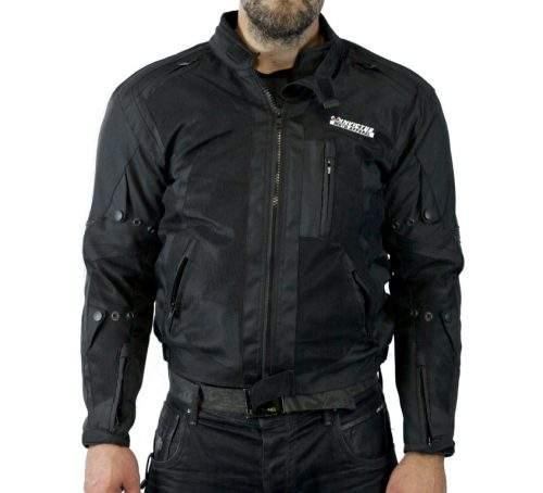 chaqueta motorista verano Invictus Atila