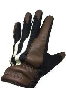 guantes de moto estilo café racer