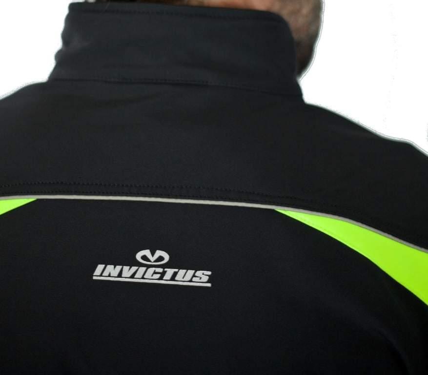 soft-shell motorcycle jacket