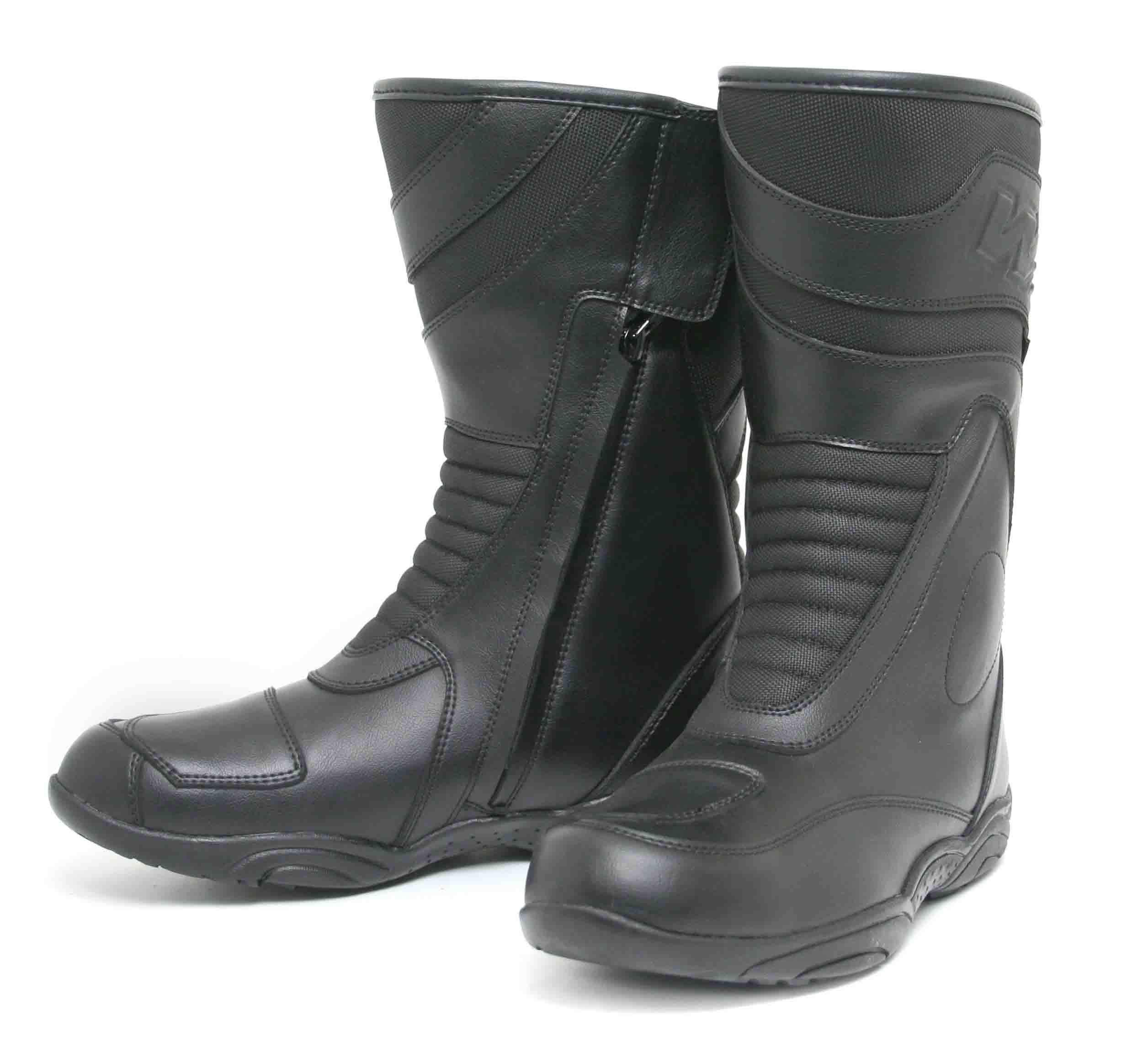 botas de moto de carretera Invictus