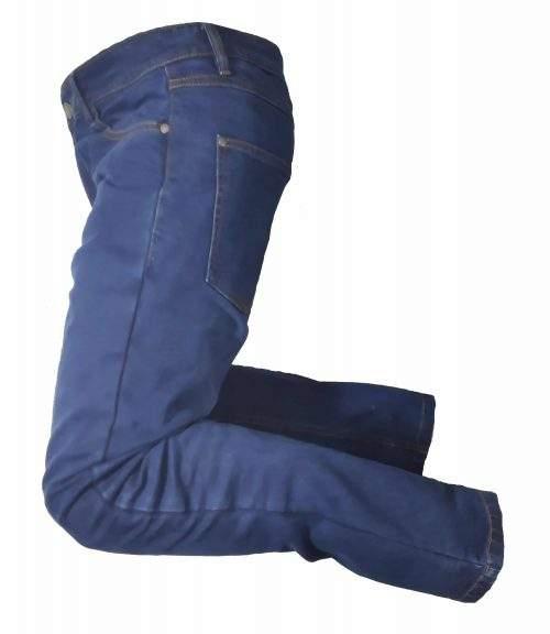 pantalon vaquero de moto con membrana waterproof