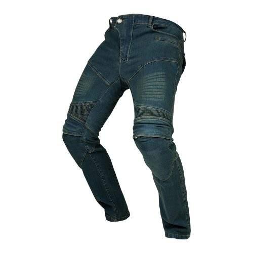 Pantalones Vaqueros De Moto Invictus Marca Espanola