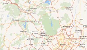 rutas moto españa sierra de guadarrama