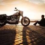 viajar en moto solo